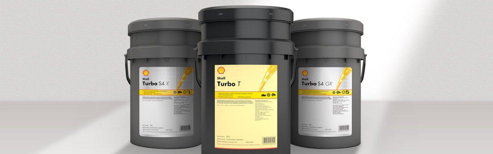 shell turbo