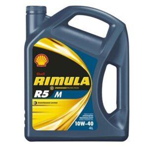 SHELL RIMULA R5M 10W40
