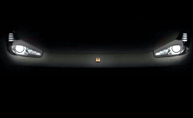 Teaser: noul Ferrari FF care se pregateste de facelift