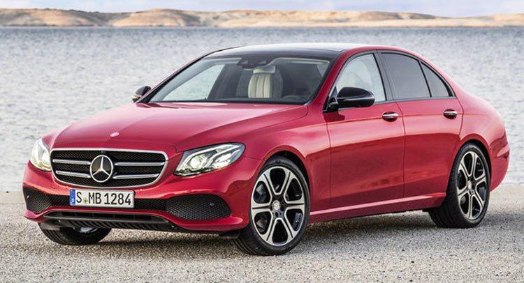 Ce preturi va avea noua generatie Mercedes Clasa E
