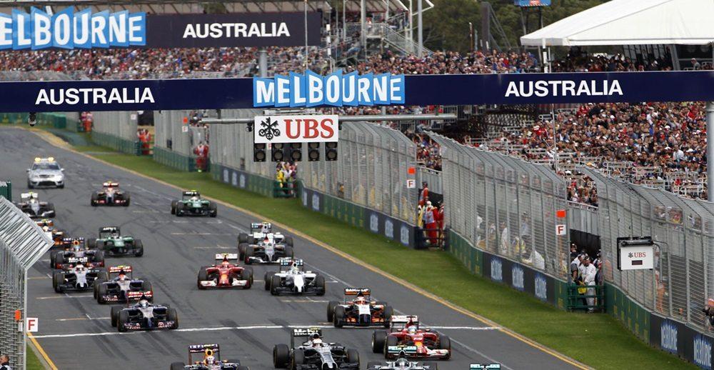 Formula 1 – Marele Premiu al Australiei: podiumul și accidentul