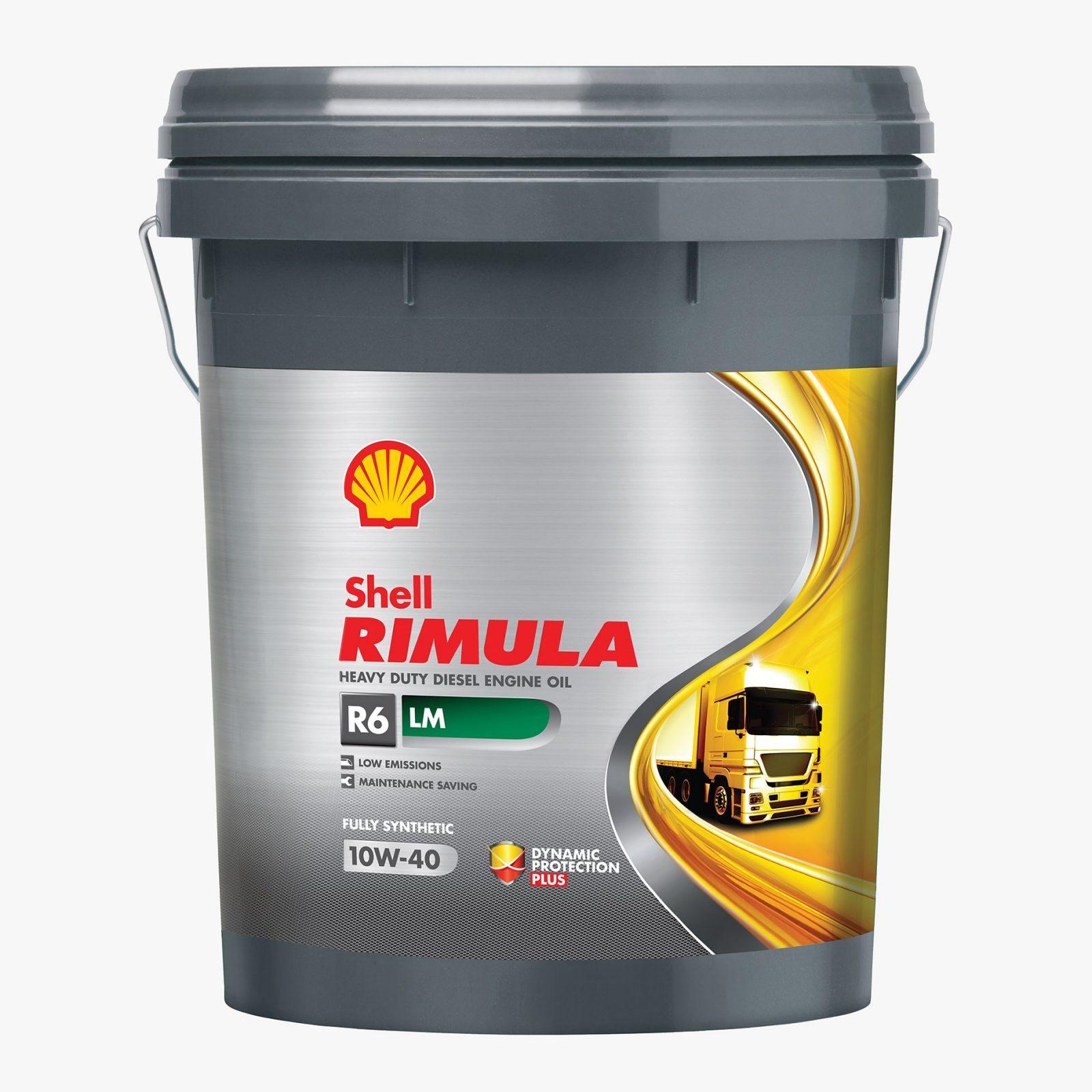 Shell Rimula R6 LM
