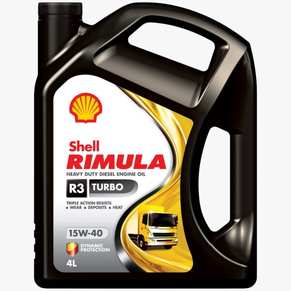 Shell Rimula R3 Turbo