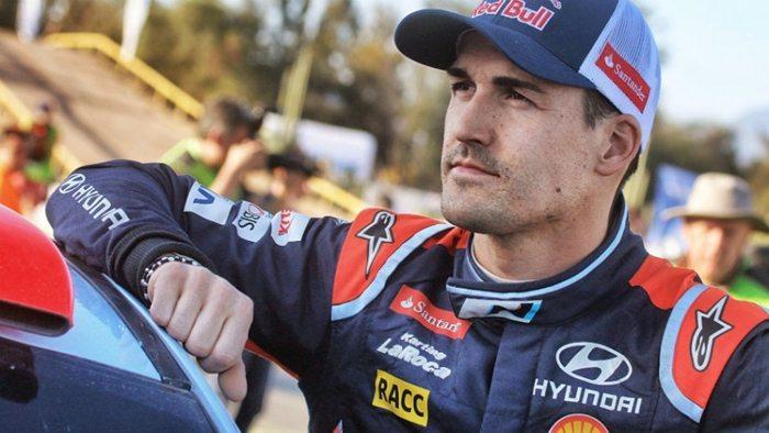 Dani Sordo – inca 2 ani alaturi de echipa Hyundai
