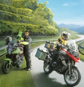 fuel-economy-shell-advance-motorcycle-with-rider