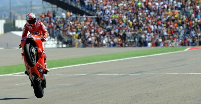 Andrea Dovizioso si Michel Pirro – locul 11, respectiv 12 la GP-ul de la Aragon