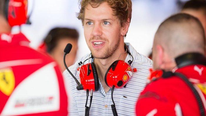 Sebastian Vettel  – locul 5 la GP-ul statului Singapore