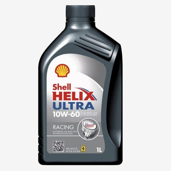 SHELL HELIX ULTRA RACING 10W-60 1L