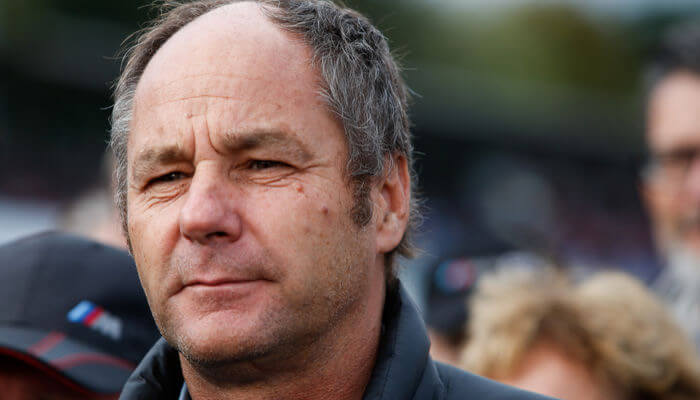 DTM: Gerhard Berger preia sefia ITR de la Hans Werner Aufrecht
