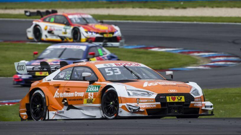 DTM Lausitzring cursa 2: Jamie Green egaleaza scorul