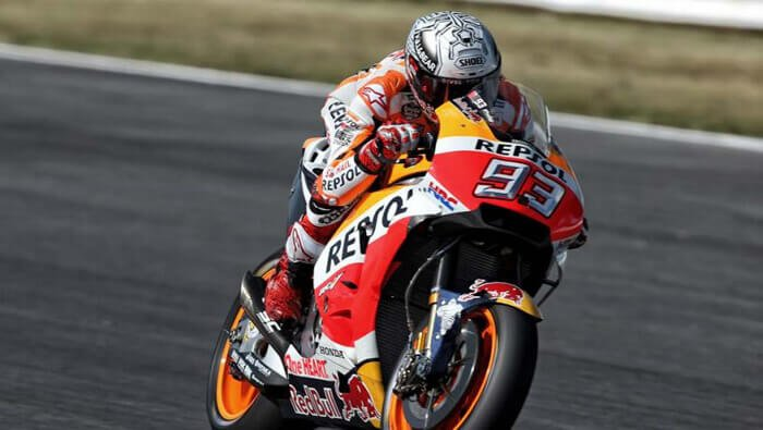 MotoGP Misano: Marc Marquez semneaza o victorie a la Rossi