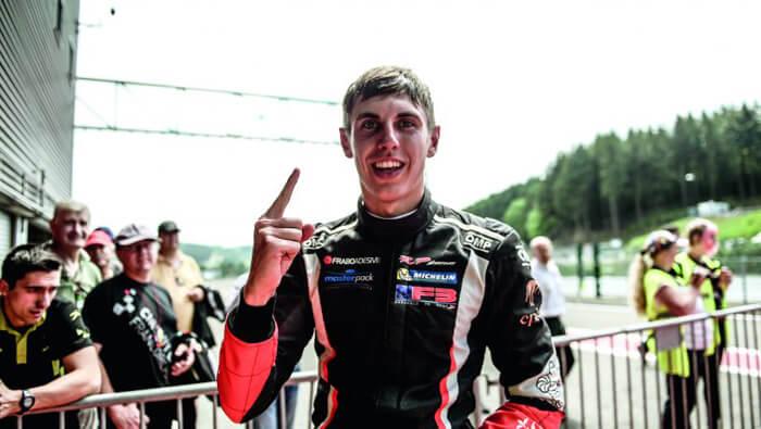 McLaren Autosport BRDC Award 2017: cei 4 finalisti