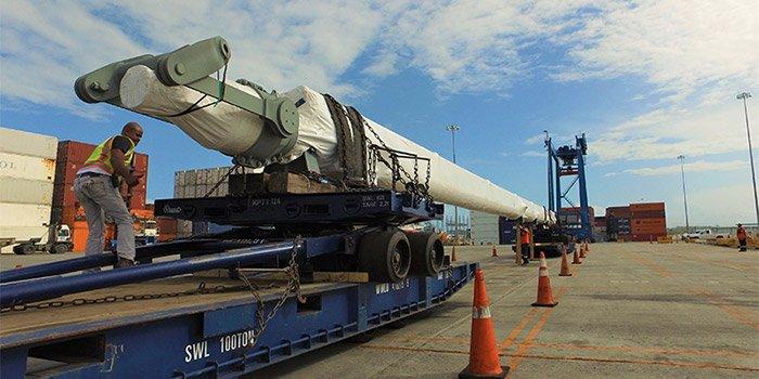 Solutii inteligente de transport pentru componentele utilizate in forajele marine
