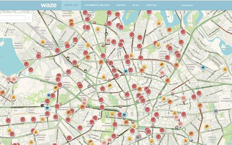 Bucuresti – orasul cu cel mai aglomerat trafic din Europa