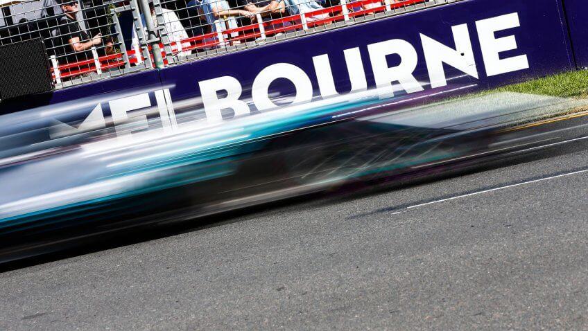 Formula 1 Australia: Hamilton pleaca de pe primul loc al grilei de start