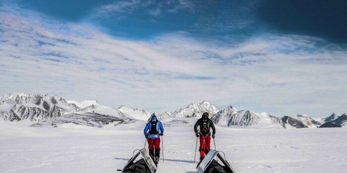 Shell, energia regenerabila si expeditiile la Polul Sud