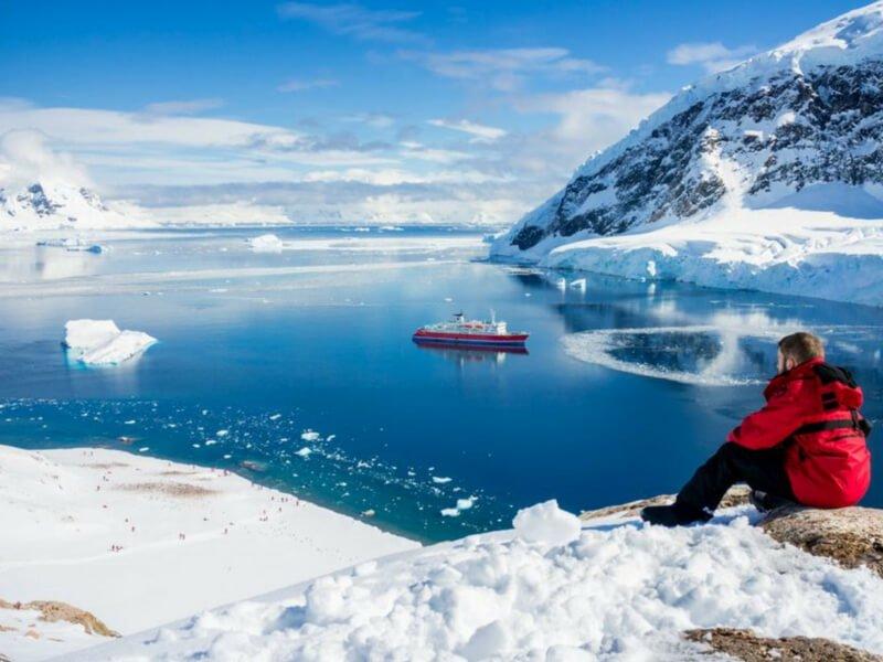 Antarctica – Frumusete fragila pe muchie de… banchiza