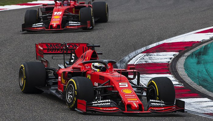 Formula 1 China: Vettel pe locul 3, Hamilton castiga pentru a sasea oara