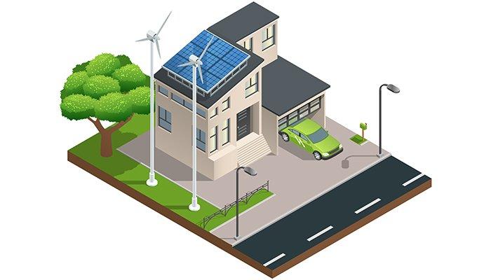 Cum sa iti transformi casa intr-o proprietate mai verde in vara aceasta