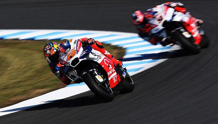 Grand Prix-ul Cataluniei – Locul 3 pe podium pentru Petrucci