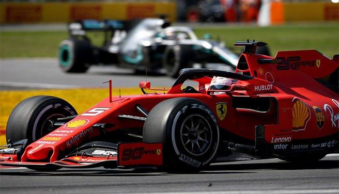 Formula 1 Canada: Vettel  pierde locul 1 după o penalizare decis de comisari
