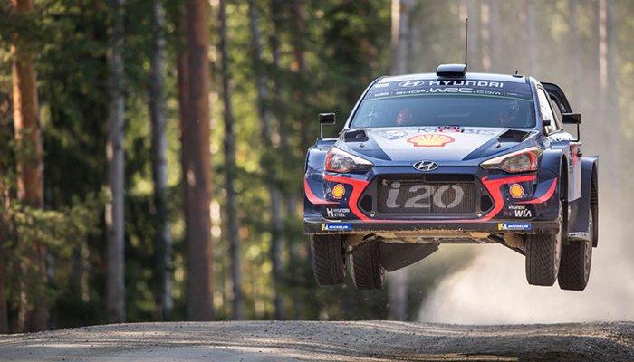 Raliul Finlandei: Hyundai gata de lupta cu un line-up fresh si rapid