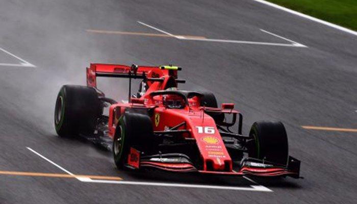 Formula 1 Italia: Victorie pentru Ferrari, Leclerc locul I