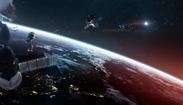 Aviatia americana vrea sa trimita energia solara spatiala pe Pamant