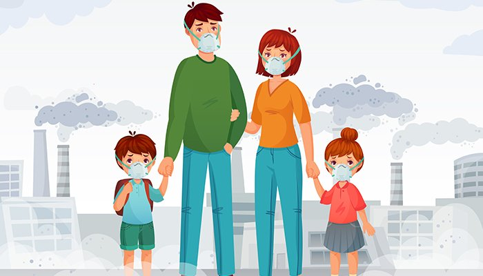 Poluarea agraveaza impactul Coronavirus