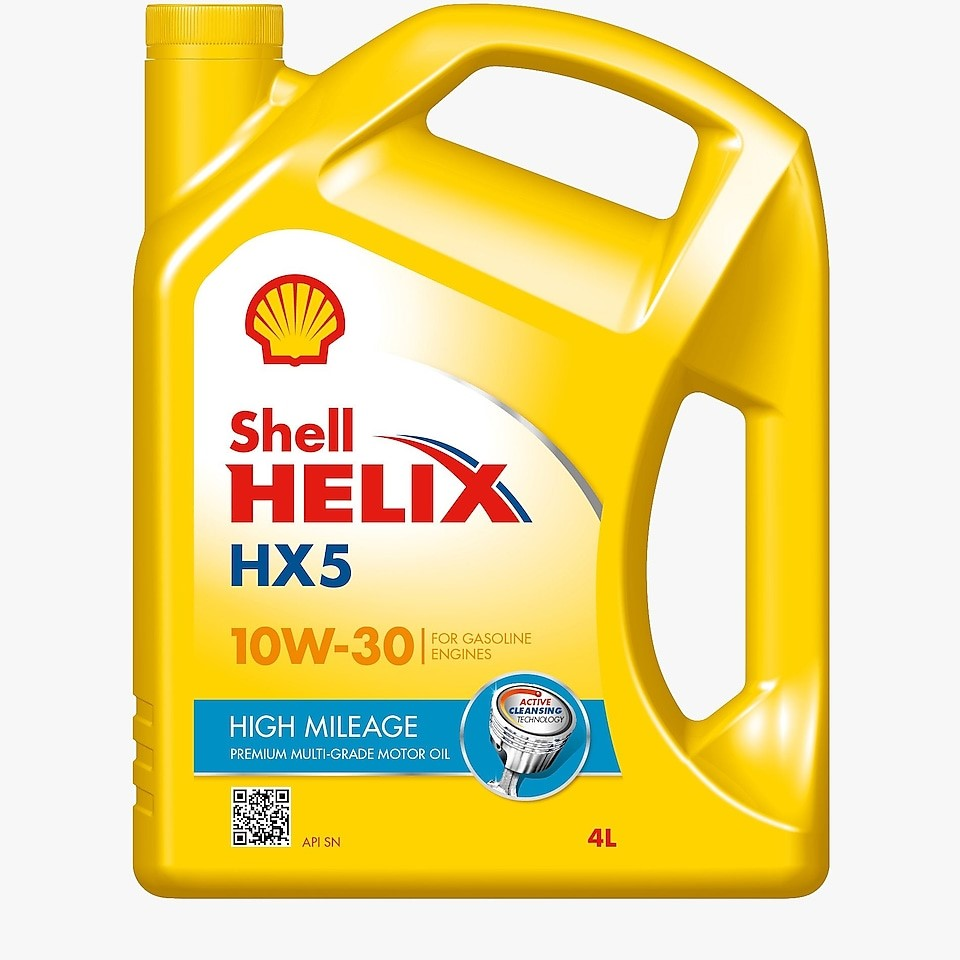 Shell Helix HX5 Diesel CH-4 15W-40