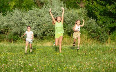 Copiii crescuti in zone mai verzi au un IQ mai mare