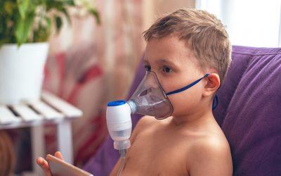 Expunerea la poluarea atmosferica asociata cu problemele respiratorii la copii
