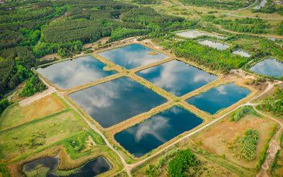 Noile zone umede de apa pluviala vor reduce inundatiile si poluarea