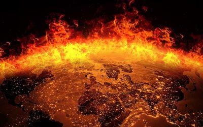 Poluarea cauzata de focurile de vegetatie si efectele sale pentru sanatate