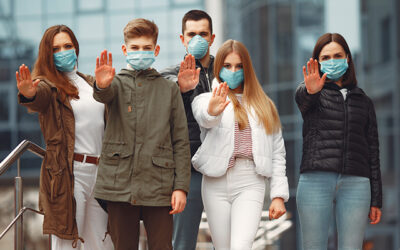 Poluarea atmosferica creste probabilitatea de a contracta COVID-19 si de a muri
