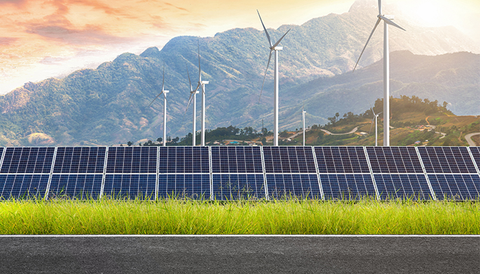 Viitorul generat de energie eoliana si solara este mai aproape ca niciodata