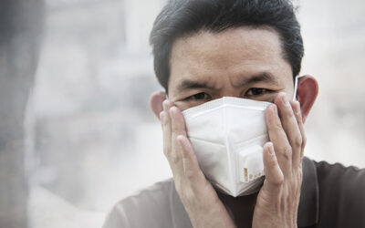 Alerta galbena pentru poluare atmosferica intensa la Beijing