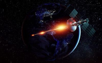 Poluarea cauzata de intrarea in atmosfera a satelitilor megaconstelatiilor ar putea cauza o noua gaura in stratul de ozon