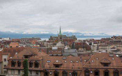 Poluarea aerului in Elvetia depaseste noile recomandari OMS